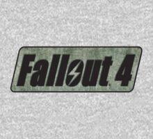 FALLOUT 4 LOGO [4K QUALITY] by 7tai11