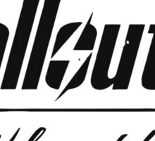 FALLOUT 4 LOGO [VECTORIZED] Sticker