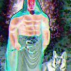 Satan and Hound by sparky178