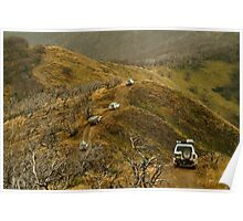 Mt Blue Rag,Victorian High Country Poster