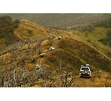Mt Blue Rag,Victorian High Country Photographic Print