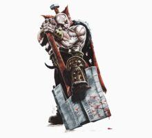 Dwarven Barbarian by fragworks