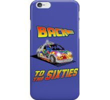 Back to the Sixties Austin Powers iPhone Case/Skin
