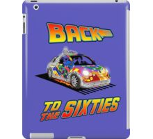 Back to the Sixties Austin Powers iPad Case/Skin