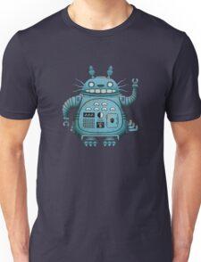 Robot Totoro Unisex T-Shirt