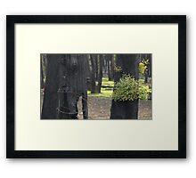 Re-generation 1 Framed Print