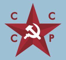 CCCP Star Kids Clothes