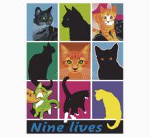 nine lives by Matt Mawson