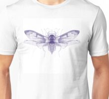 Overlaid Insect Print Unisex T-Shirt