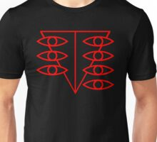 Seele Eyes (Red) Unisex T-Shirt