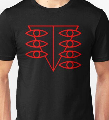 Seele Eyes (Red) Unisex T-Shirt