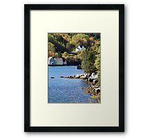 Aspotogan Autumn Framed Print