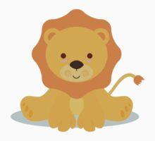 baby lion by Alejandro Durán Fuentes