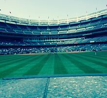 Yankee Stadium by katiekat13