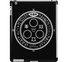 The Halo of The Sun (White) iPad Case/Skin