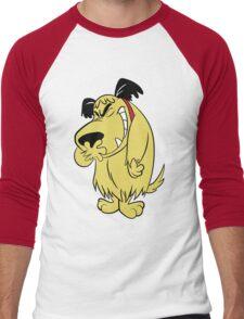 Laughing Muttley Men's Baseball ¾ T-Shirt