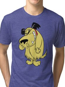 Laughing Muttley Tri-blend T-Shirt