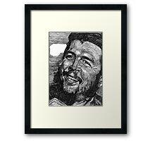 Che Guevera Framed Print