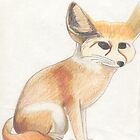 Fennec Fox by melly385