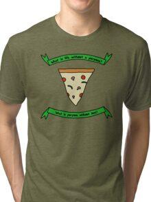Purpose & Love 2 Tri-blend T-Shirt