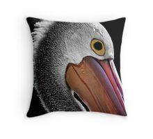 Fishes Nemesis Throw Pillow
