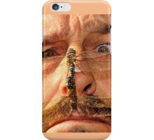 Dragons on my Nose! iPhone Case/Skin