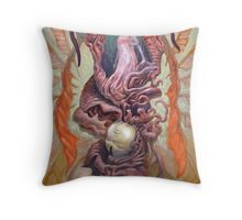 The Packetboat Fish Throw Pillow