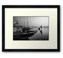 September Morning Framed Print