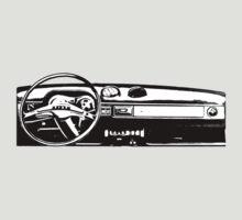 Fiat Dash - Tshirt by melodyart