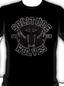 Skyrim - Football Jersey - Solitude Wolves T-Shirt