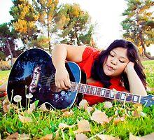 Among the Dandelions by Jennymay Villarete