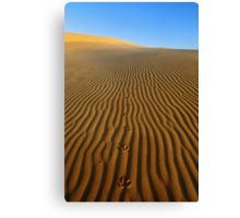 Journey to Nowhere Canvas Print