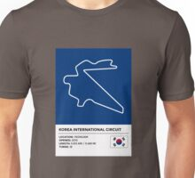 Korea International Circuit - v2 Unisex T-Shirt