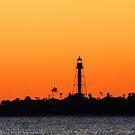 Sanibel Island Light by kathy s gillentine