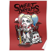Sweet Dreams Puddin´ Poster