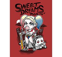 Sweet Dreams Puddin´ Photographic Print