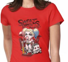 Sweet Dreams Puddin´ Womens Fitted T-Shirt