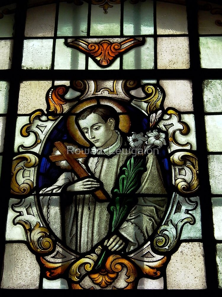 Saint Anthony by Rowan  Lewgalon