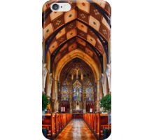 Manvers Street Baptist Church  iPhone Case/Skin