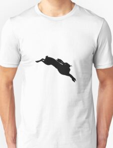 Leaping Hare T-Shirt T-Shirt