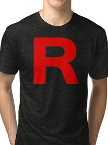 Team Rocket Tri-blend T-Shirt