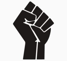 Raised Fist / Black Power Symbol by sweetsixty