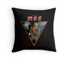 MGS V Throw Pillow