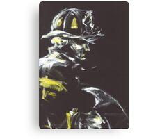 Fireman's Axe Canvas Print