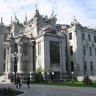 Building with chimeras by Elena Skvortsova