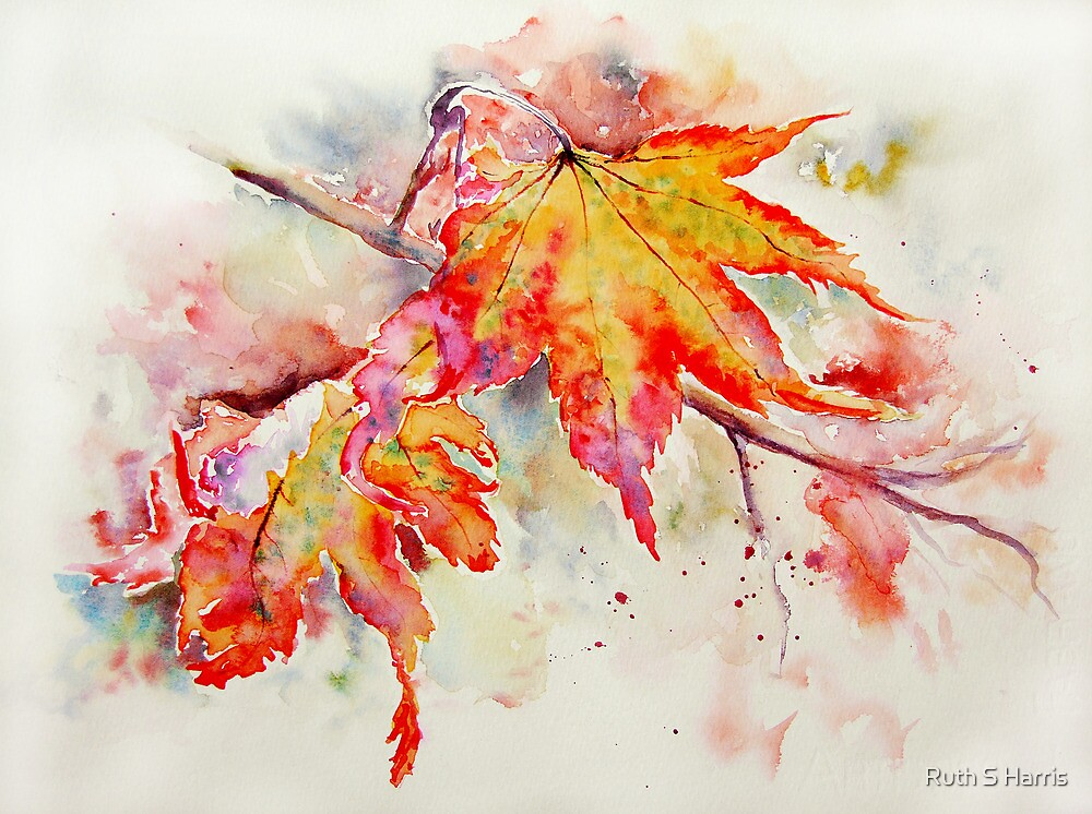 Glorious Fall by Ruth S Harris