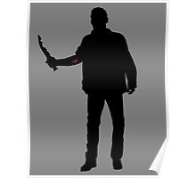 The First Blade with the Mark (Dean Winchester) Poster