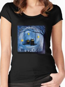 Gotham Twitty Women's Fitted Scoop T-Shirt