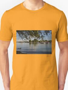 Reflections in Bayfront park T-Shirt