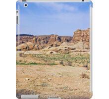 an inspiring Jordan landscape iPad Case/Skin